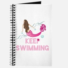 Keep Swimming Journal