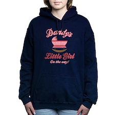 Daddy's Girl Women's Hooded Sweatshirt