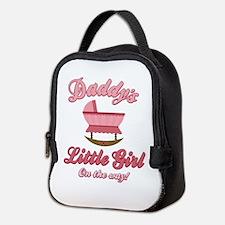 Daddy's Girl Neoprene Lunch Bag