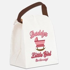 Daddy's Girl Canvas Lunch Bag