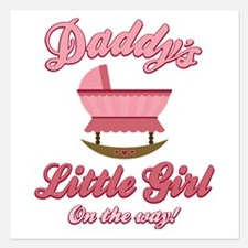 Daddy's Girl Invitations