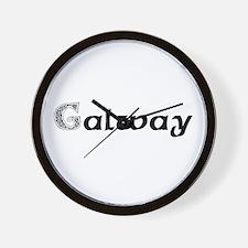 Galway Wall Clock