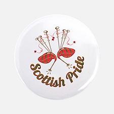Scottish Pride Button