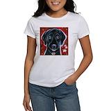 Black labrador Women's T-Shirt