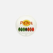Kwanzaa Peace Gifts Mini Button (10 pack)