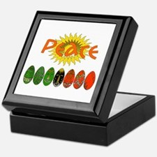 Kwanzaa Peace Gifts Keepsake Box