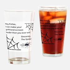 HEY FELLAS... Drinking Glass