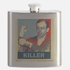 Funny Assassination Flask