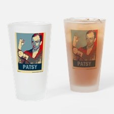 Cute Assassination Drinking Glass