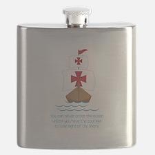 Cross The Ocean Flask