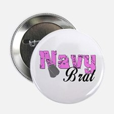 Navy Brat Button