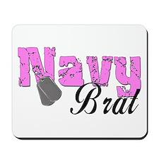 Navy Brat Mousepad