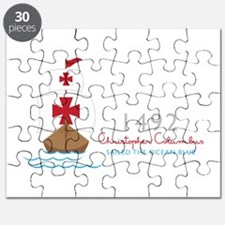 Christopher Columbus Puzzle