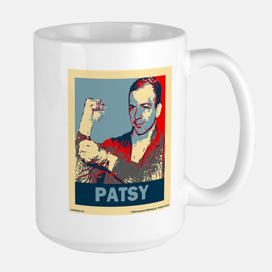 Oswald - Defiant Patsy Mugs