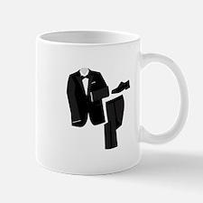 Groom Tuxedo Mugs