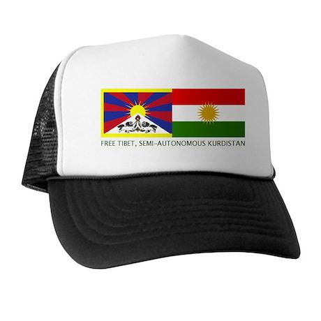 Free Tibet, Semi-Autonomous Kurdistan