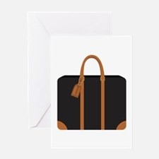 Briefcase Greeting Cards