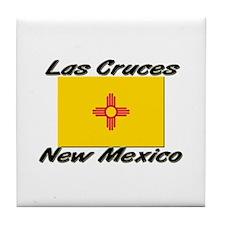 Las Cruces New Mexico Tile Coaster