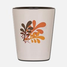 friendly Autumn Shot Glass