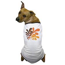 friendly Autumn Dog T-Shirt