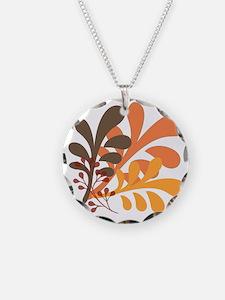 friendly Autumn Necklace