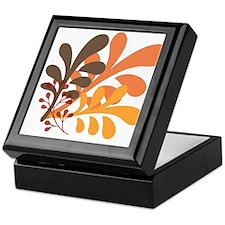 friendly Autumn Keepsake Box