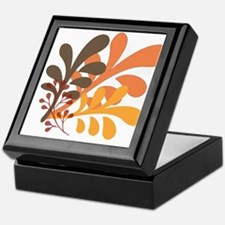friendly Autumn Keepsake Box