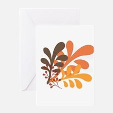 friendly Autumn Greeting Cards