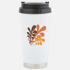 friendly Autumn Travel Mug