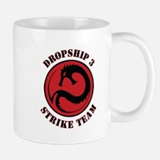 Kurita Dropship 3 Strike Team Mugs
