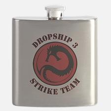 Kurita Dropship 3 Strike Team Flask