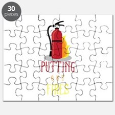 Putting Out Fires Puzzle