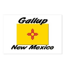 Gallup New Mexico Postcards (Package of 8)