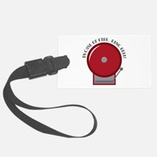 Ring Bell Luggage Tag