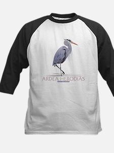 Unique Blue heron Tee