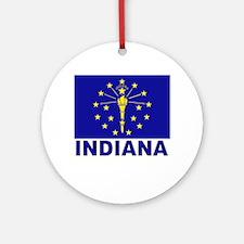 Indiana Ornament (Round)