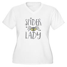 SPIDER LADY Plus Size T-Shirt
