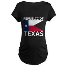 Texas Maternity T-Shirt