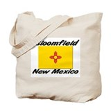 Bloomfield new mexico Canvas Totes