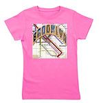 brookly logo Girl's Tee