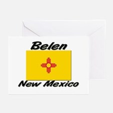 Belen New Mexico Greeting Cards (Pk of 10)
