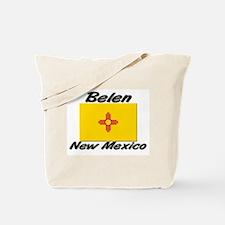 Belen New Mexico Tote Bag