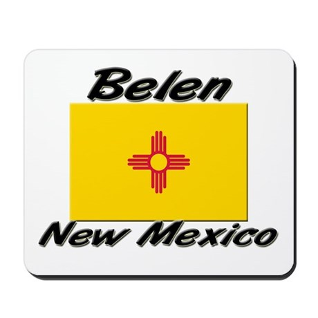 Belen New Mexico Mousepad