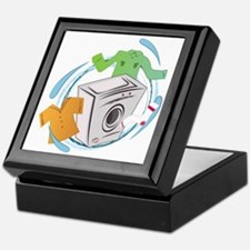Washing Machine Keepsake Box
