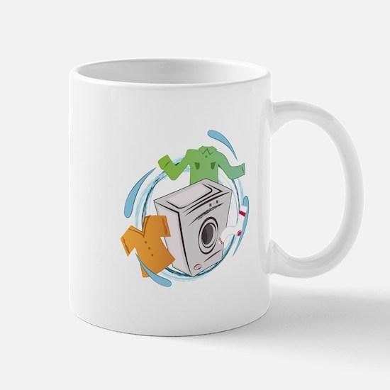 Washing Machine Mugs