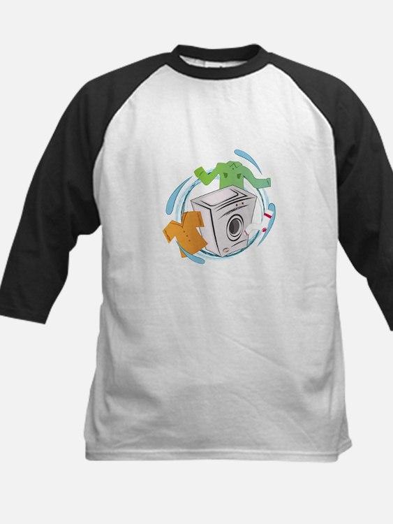 Washing Machine Baseball Jersey