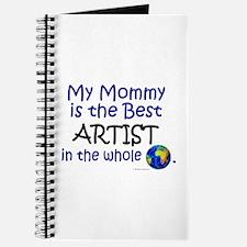 Best Artist In The World (Mommy) Journal