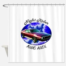 AMC AMX Shower Curtain