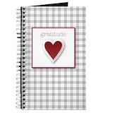Law of attraction gratitude journal Journals & Spiral Notebooks