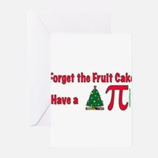 Unique Maths christmas Greeting Cards (Pk of 20)